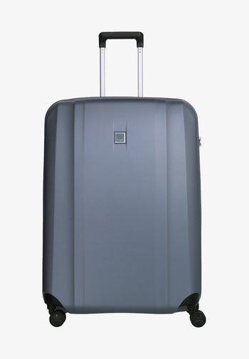 XENON - Wheeled suitcase - bluestone