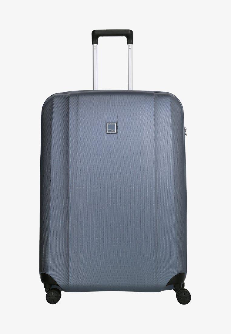 Titan - XENON - Wheeled suitcase - bluestone