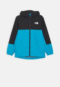 The North Face - LOBUCHE DRYVENT JACKET UNISEX - Hardshellová bunda - meridian blue/black - 0