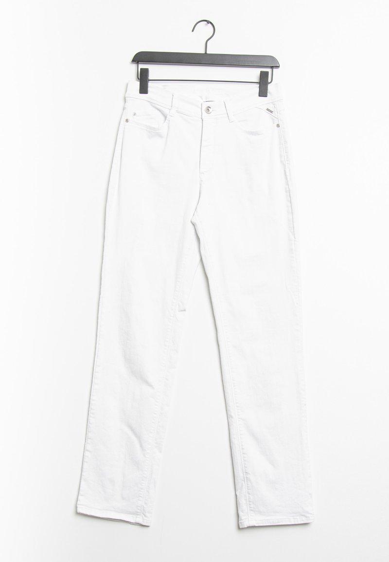 Bonita - Straight leg jeans - white