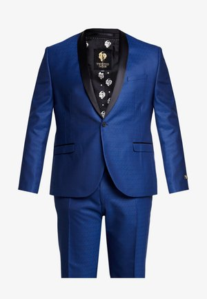 REGAN SUIT PLUS - Kostym - blue