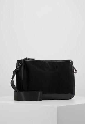 ACIREALE - Across body bag - black
