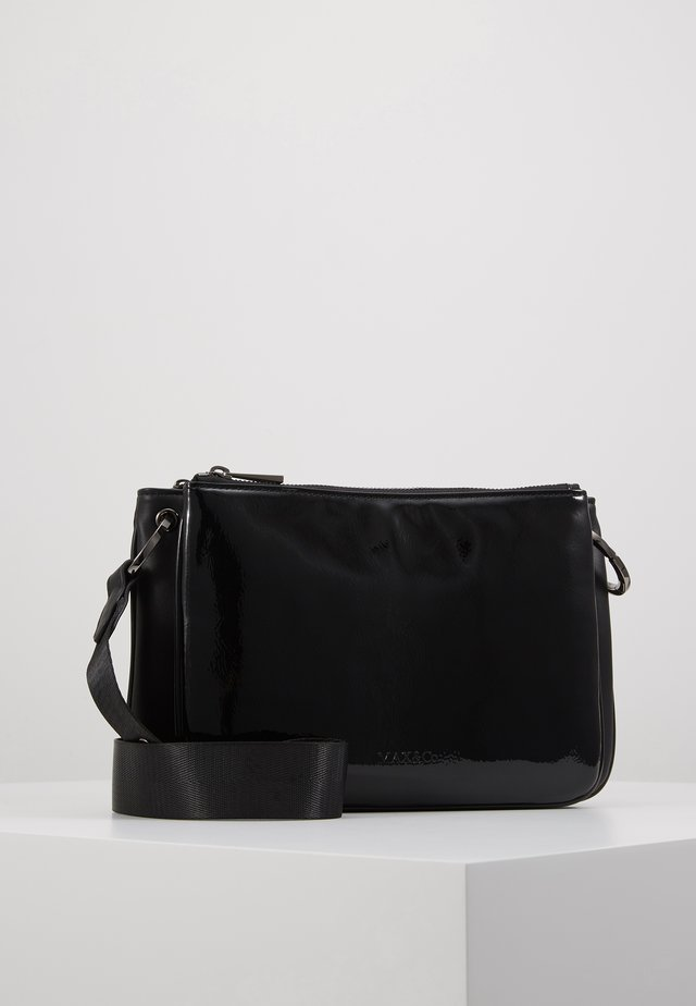 ACIREALE - Across body bag - black