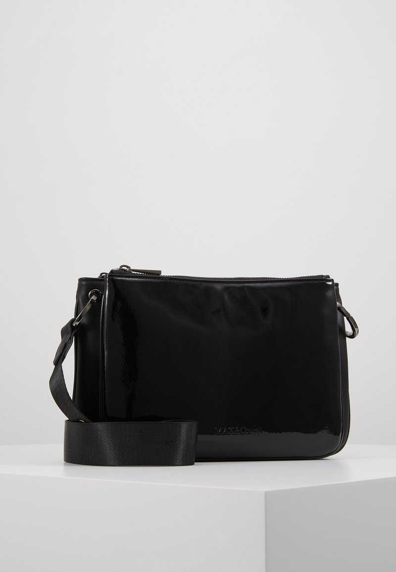 MAX&Co. - ACIREALE - Across body bag - black