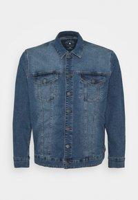 Only & Sons - ONSCOME TRUCKER - Denim jacket - blue denim - 0