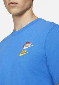 Nike Sportswear - T-shirts print - signal blue - 3