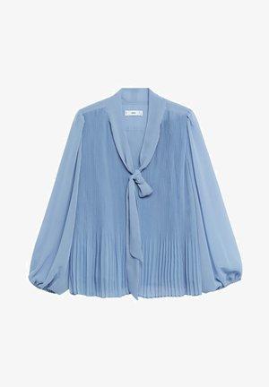 LACITO - Blouse - azul celeste