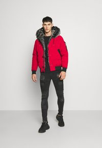 Glorious Gangsta - NAVIER - Giacca invernale - red - 1