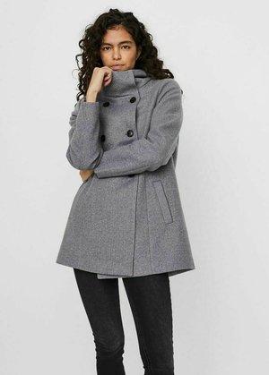 VMSUNNY BOOS - Classic coat - light grey melange