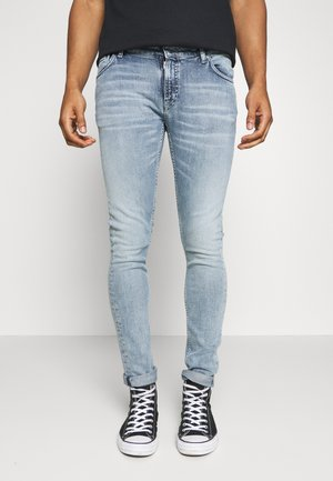 SKINNY LIN - Jeansy Skinny Fit - light dunes