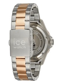 Ice Watch - Watch - silver-coloured/rosègold-coloured - 1