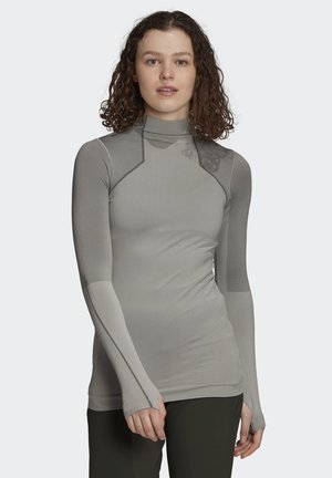TERREX KNIT LONG SLEEVE TEE - Jumper - grey