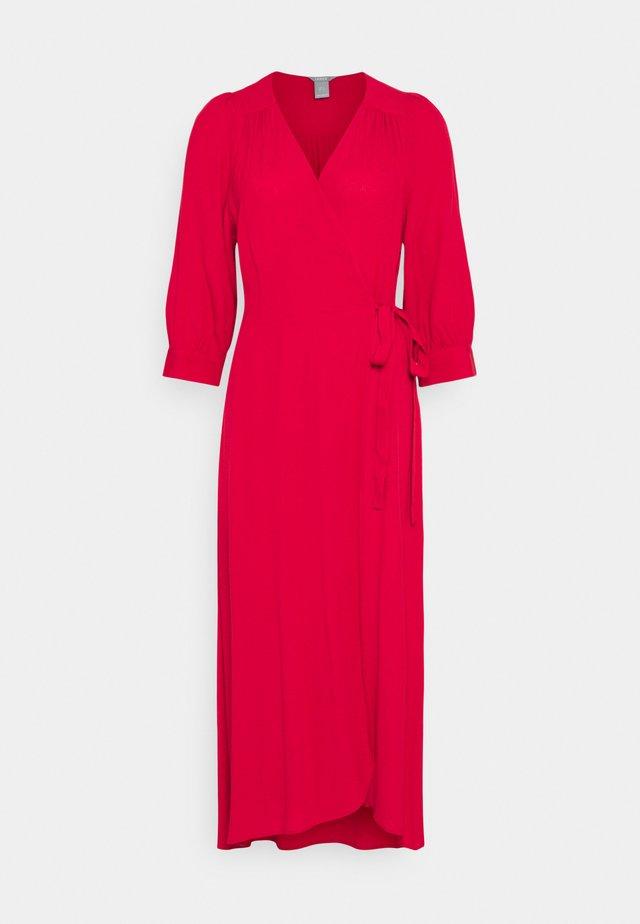 DRESS RENÉE - Hverdagskjoler - red
