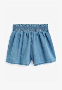 Next - Shorts - blue denim - 0