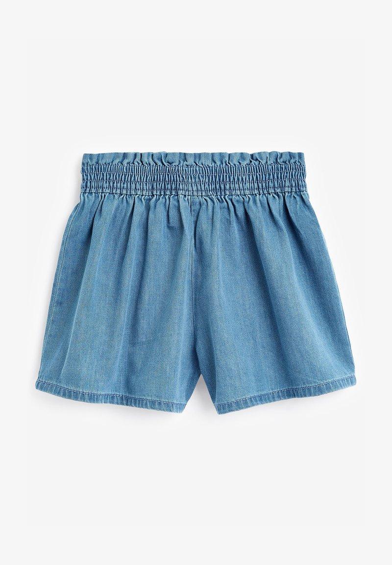 Next - Shorts - blue denim