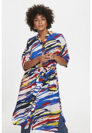 CASEYKB - Shirt dress - zebra stripe