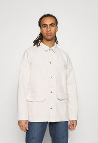 The North Face - MENS VAN LIFE UTILITY JACKET - Outdoor jacket - raw undyed - 0