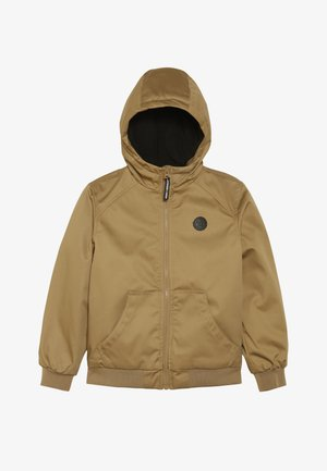 ELLIS PADDED BOY - Winter jacket - tan