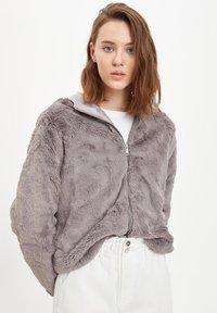 DeFacto - Winter jacket - grey - 3