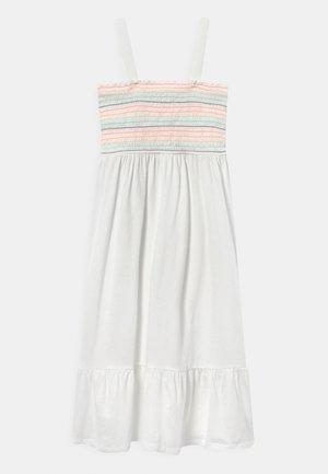 GIRL DRESS - Maxi dress - new off white