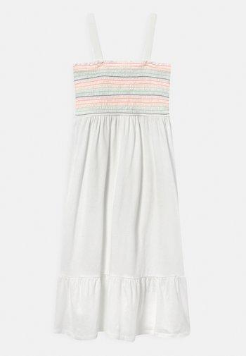 GIRL DRESS - Vestito lungo - new off white