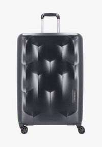 Hedgren - EDGE CARVE - Wheeled suitcase - black - 0