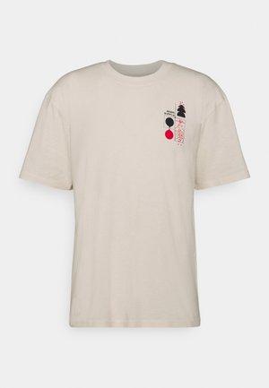 FROM JAPAN WITH LOVE  - Potiskana majica - off-white