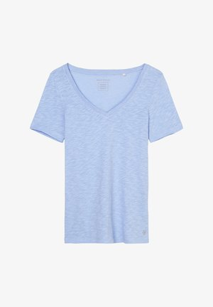 Basic T-shirt - fresh spring sky