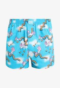 Lousy Livin Underwear - SKY GYM - Trenýrky - blue atol - 4