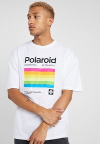 Revival Tee - POLAROID - T-Shirt print - white - 4