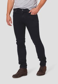 MARCUS - ZODY  - Slim fit jeans - black wash - 0