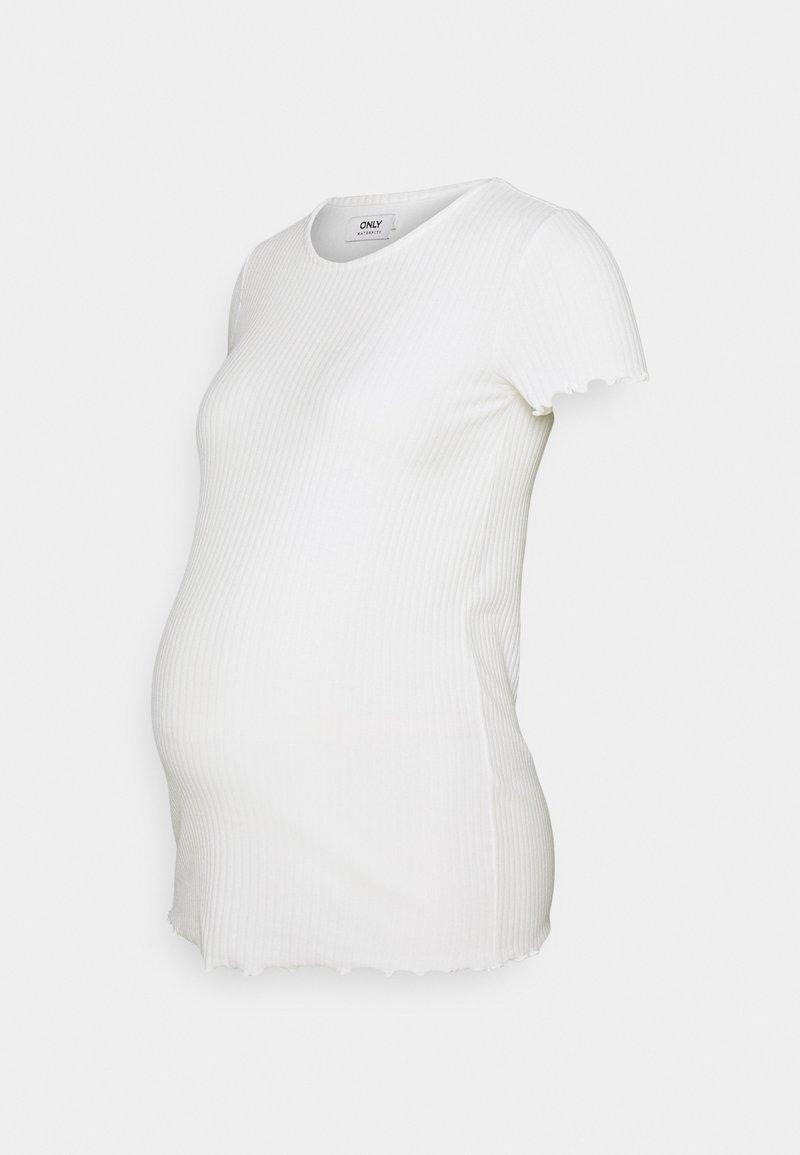 ONLY - OLMEMMA - Basic T-shirt - cloud dancer