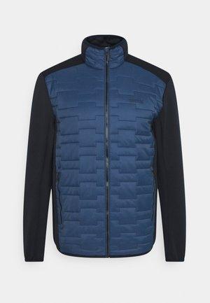 CLUMBER HYBRID - Outdoor jacket - denim/navy