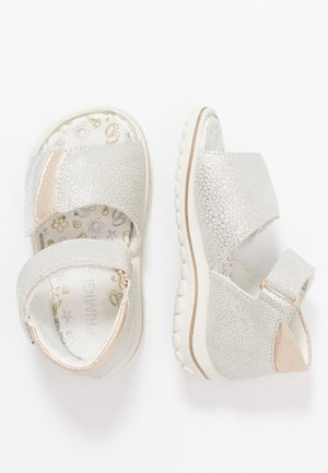 Baby shoes - argento/platino