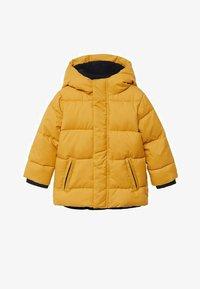 Mango - BROOKLYN - Zimní bunda - mosterd - 0