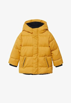 BROOKLYN - Winter jacket - mosterd