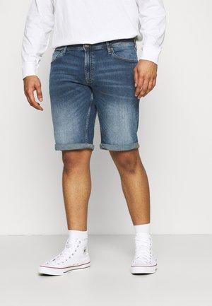 JJIRICK JJORIGINAL - Jeansshort - blue denim
