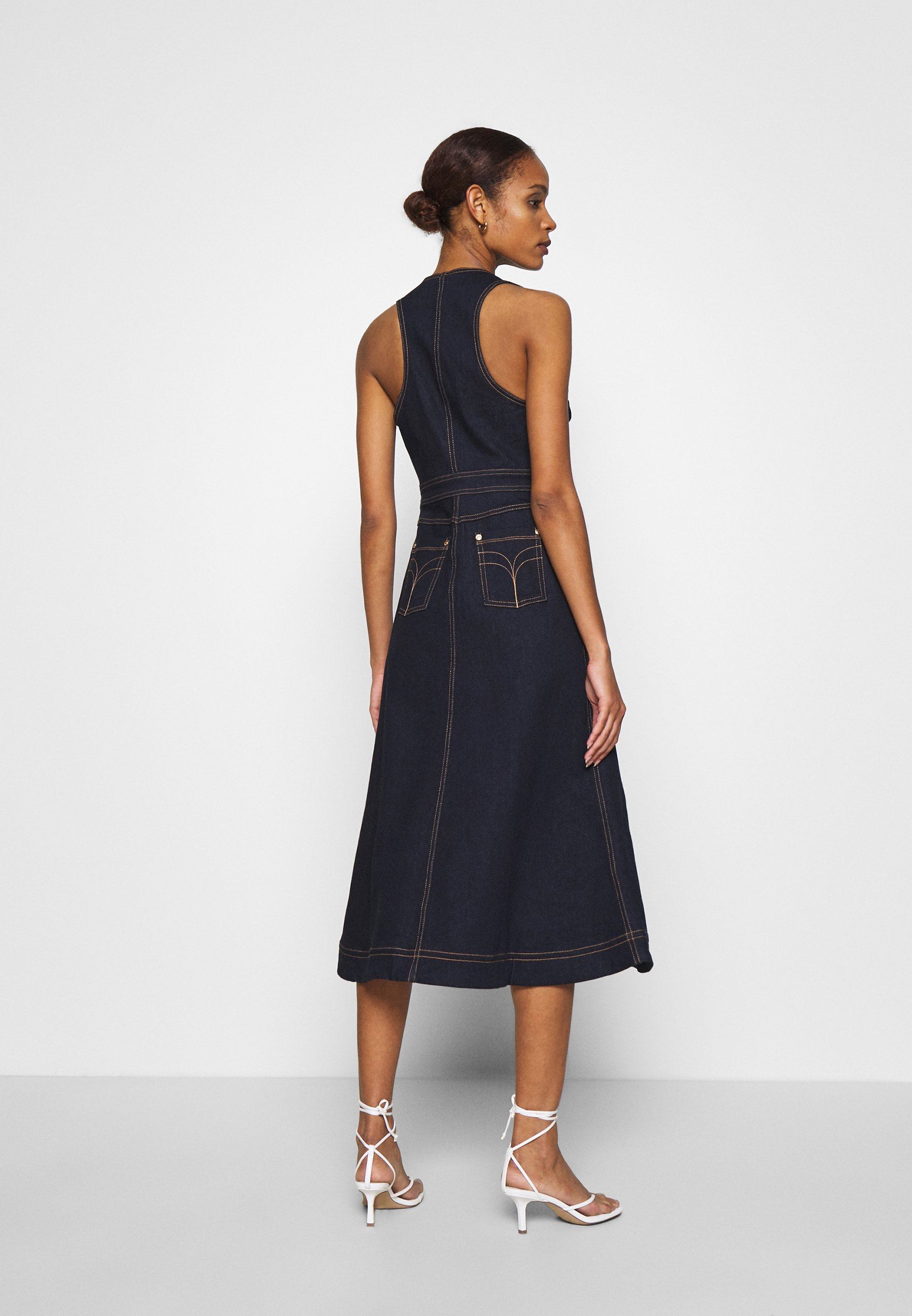 Alice McCall CLUB NOIR DRESS Jeanskleid indigo/blau