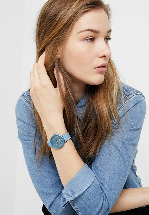 AAREN - Uhr - blau