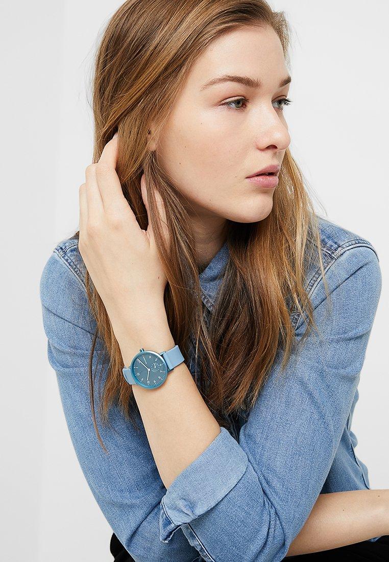 Skagen - AAREN - Horloge - blau