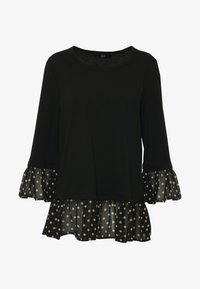 Steffen Schraut - OLIVIA LOVELY  - Long sleeved top - black - 4