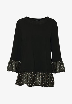 OLIVIA LOVELY  - Langarmshirt - black