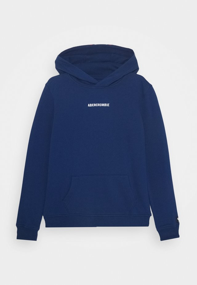 FAST TRACK - Sweatshirt - blue