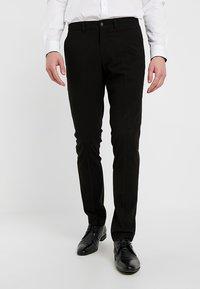 Lindbergh - BASIC  - Trousers - black - 0