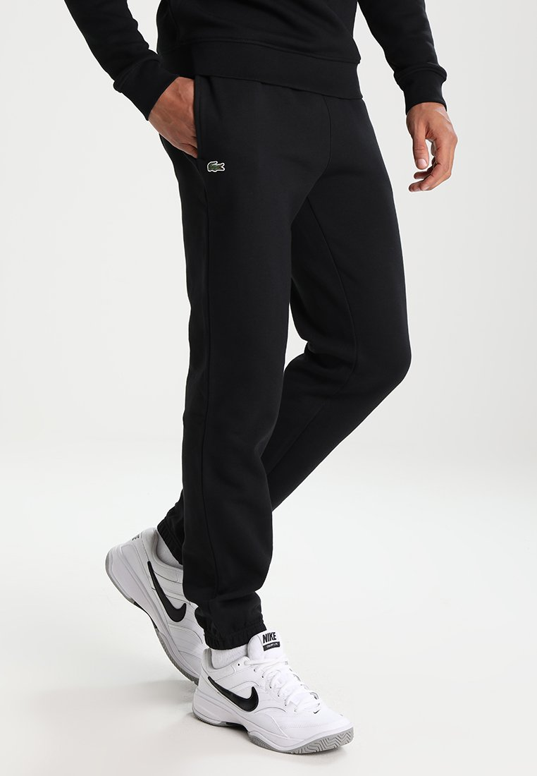 Lacoste Sport - Spodnie treningowe - black