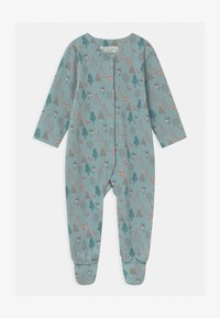 Sense Organics - YSIOR RETRO BABY FOOTED  - Sleep suit - blue - 0
