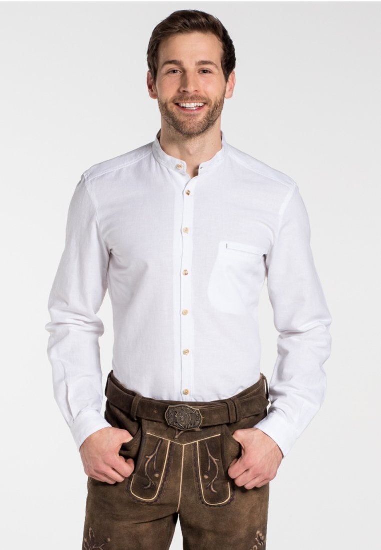 Spieth & Wensky - KAIBACH - Shirt - white