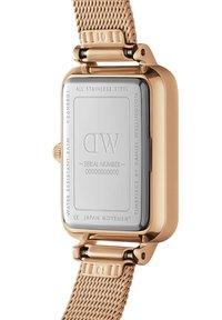 Daniel Wellington - QUADRO PRESSED MELROSE - Watch - rose gold - 1