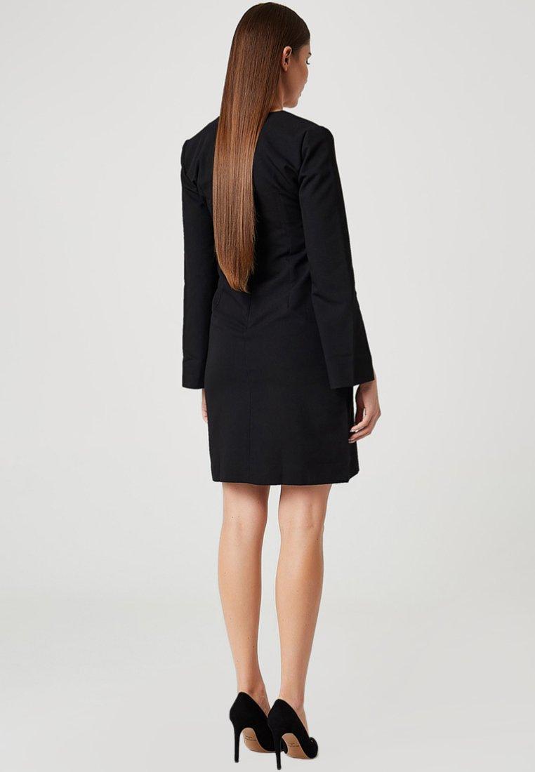 Sale Women's Clothing usha Jersey dress black 3P5DagqJW