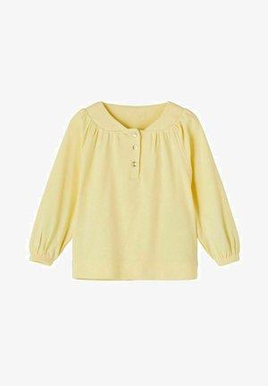 LOOSE FIT  - Langarmshirt - sunlight
